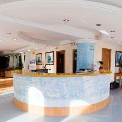 Отель Apartamentos Lux Mar Испания, Ивиса - отзывы, цены и фото номеров - забронировать отель Apartamentos Lux Mar онлайн интерьер отеля