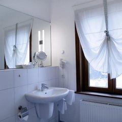 Отель Alt Nurnberg Германия, Гамбург - отзывы, цены и фото номеров - забронировать отель Alt Nurnberg онлайн ванная