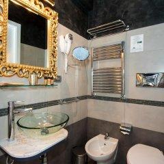 Отель Vaticano Julia Luxury Rooms ванная