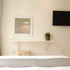 Отель The Mei Haus Hongdae 3* Стандартный номер с различными типами кроватей фото 10