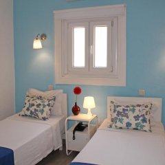 Hotel Poveira Стандартный номер с 2 отдельными кроватями фото 7