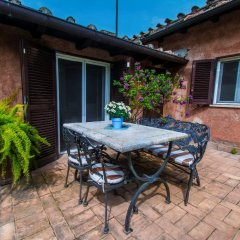 Отель Villa Geta Италия, Рим - отзывы, цены и фото номеров - забронировать отель Villa Geta онлайн балкон