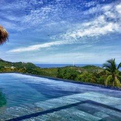 Отель Horizon Luxury Pool Villas Koh Tao Таиланд, Остров Тау - отзывы, цены и фото номеров - забронировать отель Horizon Luxury Pool Villas Koh Tao онлайн бассейн