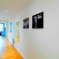 Апартаменты Mitchell Street Glasgow Apartment интерьер отеля
