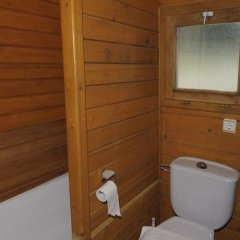 Отель Camping Fontfreda ванная фото 2