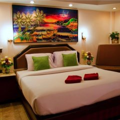 Отель Paradise Inn 3* Стандартный номер с различными типами кроватей фото 3