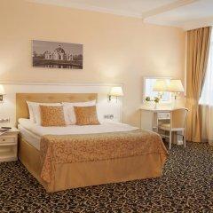 Принц Парк Отель 4* Люкс с двуспальной кроватью фото 5