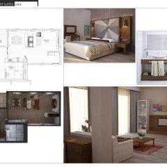Отель Nirvana Lagoon Villas Suites & Spa 5* Люкс повышенной комфортности с различными типами кроватей фото 10