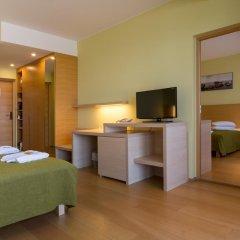 Отель Spa Tervise Paradiis 4* Стандартный номер с различными типами кроватей фото 2