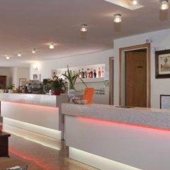 Hotel Trafalgar Римини интерьер отеля