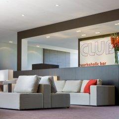 Отель Van der Valk Airporthotel Düsseldorf Германия, Дюссельдорф - отзывы, цены и фото номеров - забронировать отель Van der Valk Airporthotel Düsseldorf онлайн интерьер отеля