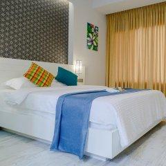 Отель Velana Beach 3* Номер Делюкс с различными типами кроватей фото 3