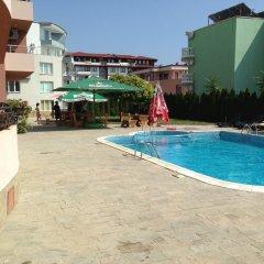 Hotel Diveda Свети Влас бассейн фото 2