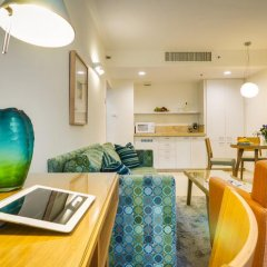 Отель Metropolitan Suites 4* Представительский люкс фото 7
