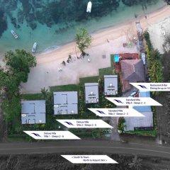 Отель Tides Reach Resort Фиджи, Остров Тавеуни - отзывы, цены и фото номеров - забронировать отель Tides Reach Resort онлайн пляж фото 2