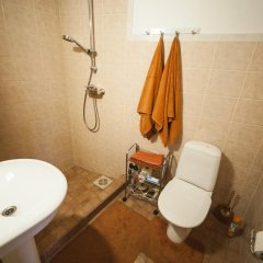 Отель Villa Hortensia Эстония, Таллин - отзывы, цены и фото номеров - забронировать отель Villa Hortensia онлайн ванная