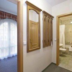 Отель Pension Villa Rosa 3* Стандартный номер с различными типами кроватей фото 5