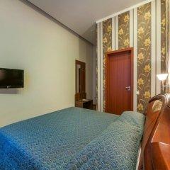 Крон Отель 3* Стандартный номер с двуспальной кроватью фото 10