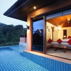 Отель Korsiri Villas 4* Вилла Премиум с различными типами кроватей фото 36
