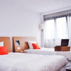 Отель Novotel Gdansk Centrum 3* Стандартный номер с различными типами кроватей фото 4