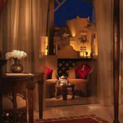 Отель Sharq Village & Spa 5* Люкс с различными типами кроватей фото 14