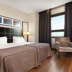 Eurostars Gran Valencia Hotel 4* Стандартный номер с разными типами кроватей фото 4