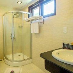 Отель Agribank Hoi An Beach Resort 3* Вилла с различными типами кроватей фото 18
