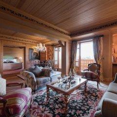 Отель Michlifen Ifrane Suites & Spa 5* Номер Делюкс с различными типами кроватей фото 4