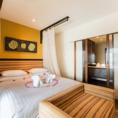 Отель Andaman White Beach Resort 4* Люкс с различными типами кроватей