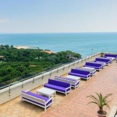Отель Orchidea Boutique Spa Болгария, Золотые пески - 1 отзыв об отеле, цены и фото номеров - забронировать отель Orchidea Boutique Spa онлайн пляж фото 2
