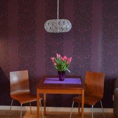 Отель Apartament Orchidea в номере