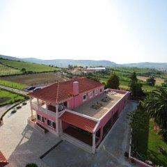 Отель Quinta De Santa Maria D' Arruda 4* Стандартный номер с различными типами кроватей фото 18