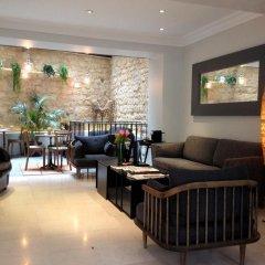 Отель Maxim Quartier Latin Франция, Париж - 1 отзыв об отеле, цены и фото номеров - забронировать отель Maxim Quartier Latin онлайн интерьер отеля фото 3