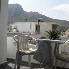 Отель Pension Afroditi Парадиси балкон