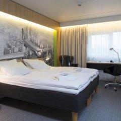 Thon Hotel Bergen Airport 3* Стандартный номер с различными типами кроватей фото 2