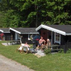 Отель Skovlund Camping & Cottages Боркоп