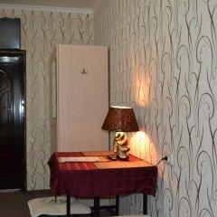Гостиница Home Номер Комфорт с двуспальной кроватью фото 12