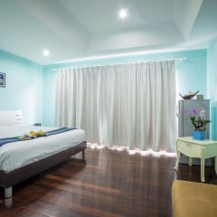Отель Wonderful Pool house at Kata 3* Номер Делюкс разные типы кроватей фото 5