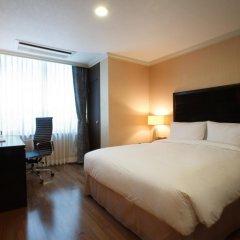 Ramada Hotel and Suites Seoul Namdaemun 4* Люкс с различными типами кроватей фото 2