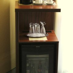 Hotel Wallis 3* Номер Комфорт с разными типами кроватей фото 8