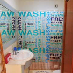 Отель Surf Peniche Ocean View ванная