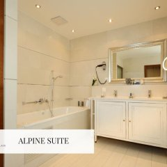 Отель Mont Cervin Palace 5* Люкс с различными типами кроватей фото 7