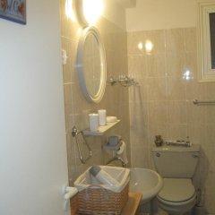 Отель Polyxenia Isaak Annex Apartment Кипр, Протарас - отзывы, цены и фото номеров - забронировать отель Polyxenia Isaak Annex Apartment онлайн ванная