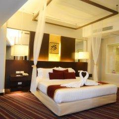Ambassador Bangkok Hotel 4* Улучшенный номер фото 27