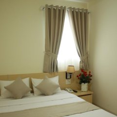 Nguyen Anh Hotel - Bui Thi Xuan 2* Номер Делюкс фото 14