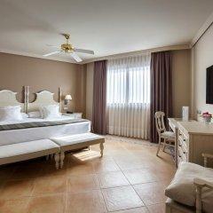 Отель Barceló Marbella 4* Номер Делюкс с различными типами кроватей фото 3