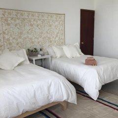 Отель Casa Canario Bed & Breakfast 2* Улучшенный семейный номер с двуспальной кроватью фото 14