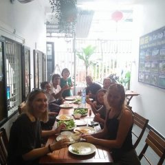 Cloudy Homestay and Hostel питание