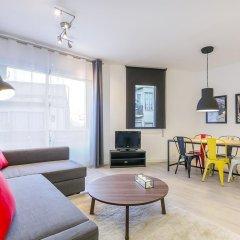 Апартаменты Homenfun Plaza España Apartment Барселона комната для гостей фото 5