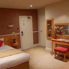 The Brighton Hotel 3* Стандартный номер с двуспальной кроватью фото 8